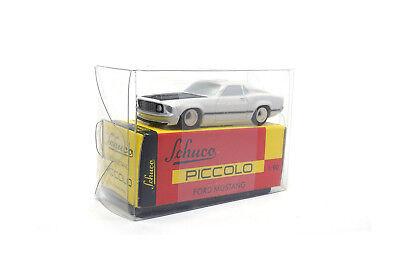 """Cerca Voli #05831 - Schuco Ford Mustang """"mach 1"""" - 1:90-mostra Il Titolo Originale I Prodotti Sono Venduti Senza Limitazioni"""