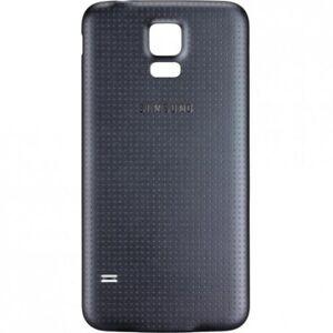 Tapa Trasera Samsung Galaxy S5 G900 Negra 100% ORIGINAL
