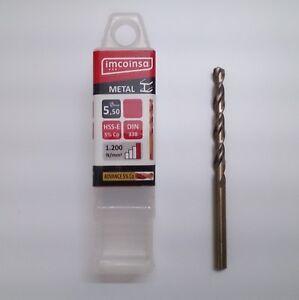 Broca-5-5-mm-HSS-E-Metal-Advance-5-De-Cobalto-DIN-338-Dureza-1200-N-mm2