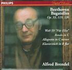 Beethoven: Bagatelles (CD, Dec-1997, Philips)