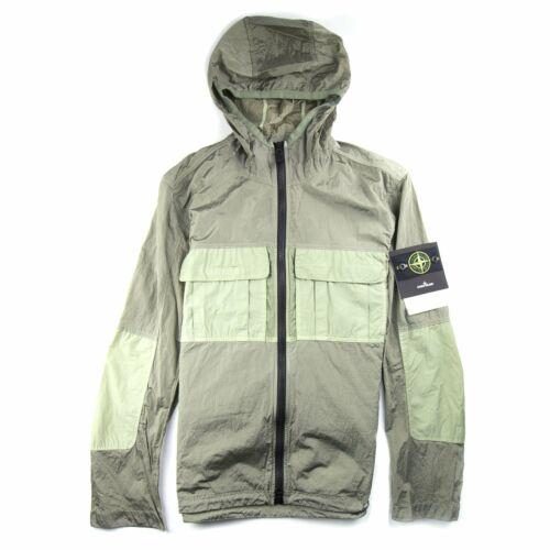 Stone Island Nylon Metal Watro Ripstop Jacket Khaki