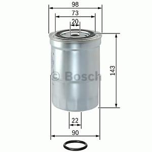 FILTRO Combustibile-BOSCH 1 457 434 459
