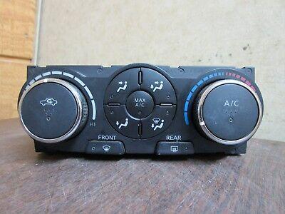07-09 Nissan Altima AC Heater Climate Temperature Control Module 27510-JA200 OEM