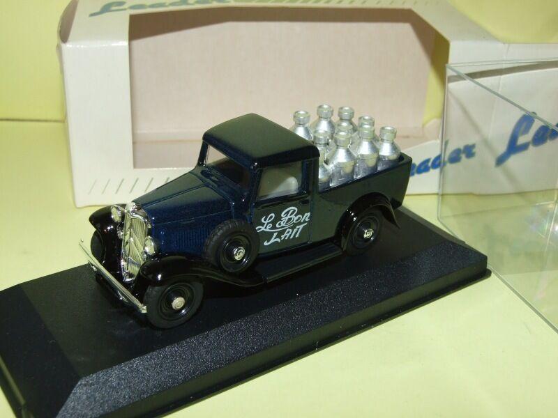 CITROEN 500 500 500 Kg 1934 laitier Le Bon Lait LEADER 2170 d1d