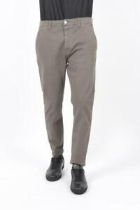 100% Vrai Pantalon Alessandrini Trouser Homme Marron Pd4911l1053107 34 Tl 31 Faireoffre