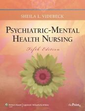 Psychiatric-Mental Health Nursing-ExLibrary