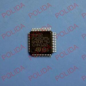 1PCS Microcontrôleur Unité ARM IC ST LQFP 48 STM32F103CBT6 STM32F103CBT6TR