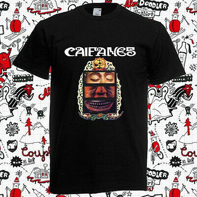 Caifanes El Silencio Mexican Rock Band Men/'s White T-Shirt Size S to 3XL