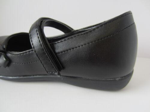 Girls Cool 4 School Black Shoes UK Sizes 10-2 H2341
