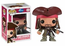 Funko Pop Disney Series 4 Jack Sparrow Vinyl Action Figure Collectible Toy 3.75""