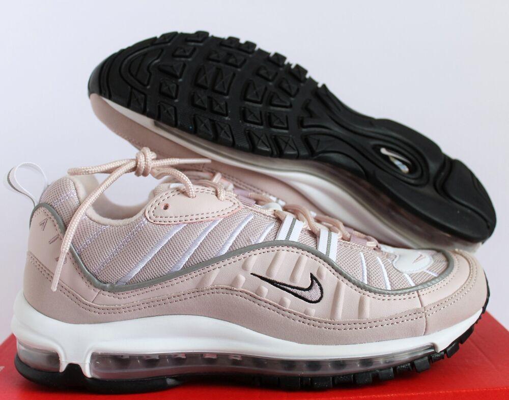 NIKE Femmes  AIR MAX  98 BARELY ROSE-ELEMENTAL ROSE  MAX Chaussures de sport pour hommes et femmes b9c268