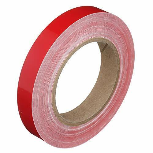 1//2 Inch x 5... 3 Mil Vinyl Seachoice 77929 Self-Adhesive Boat Striping Tape