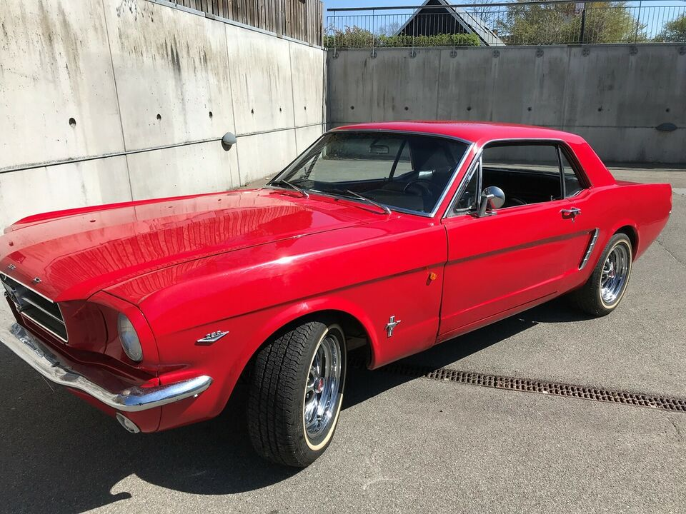 Fin Ford Mustang