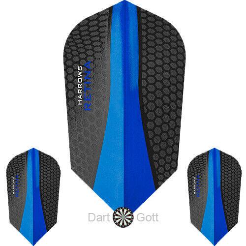 Slim Dartflight 100 Mikron Flight Original HARROWS Retina Dart Flights