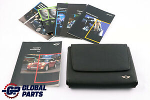 BMW-Mini-Cooper-3-R56-R57-Service-Brochure-Owner-039-s-Manuel-Livre-Set