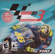 MotoGP 3 Moto GP III Street Bike Racing PC Game NEW