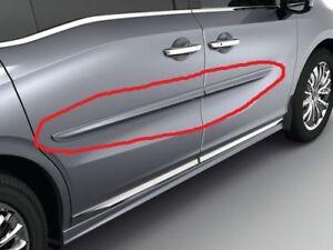 Genuine Oem 2018 2019 Honda Odyssey Body Side Molding Color Matched