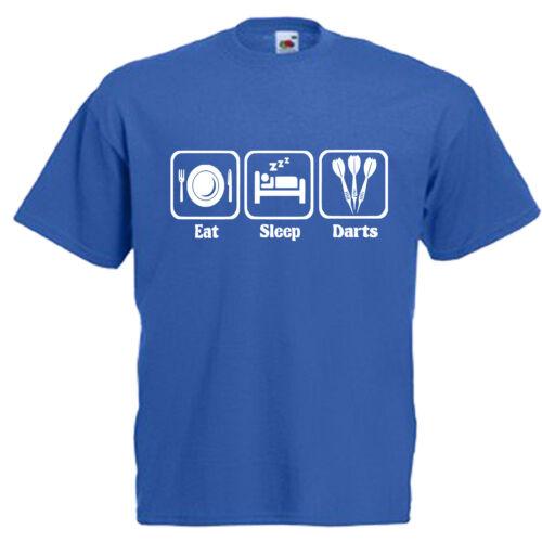 Darts Children/'s Kids Childs T Shirt