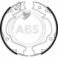 BOSCH Bremsbackensatz Feststellbremse Handbremse für Subaru //// 0 986 487 681