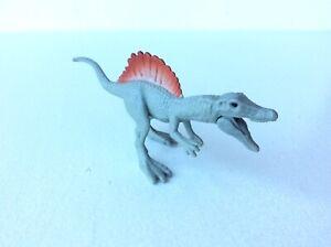 JURASSIC WORLD SPINOSAURUS Figure, Mini Action Dino Blind Bag Mattel