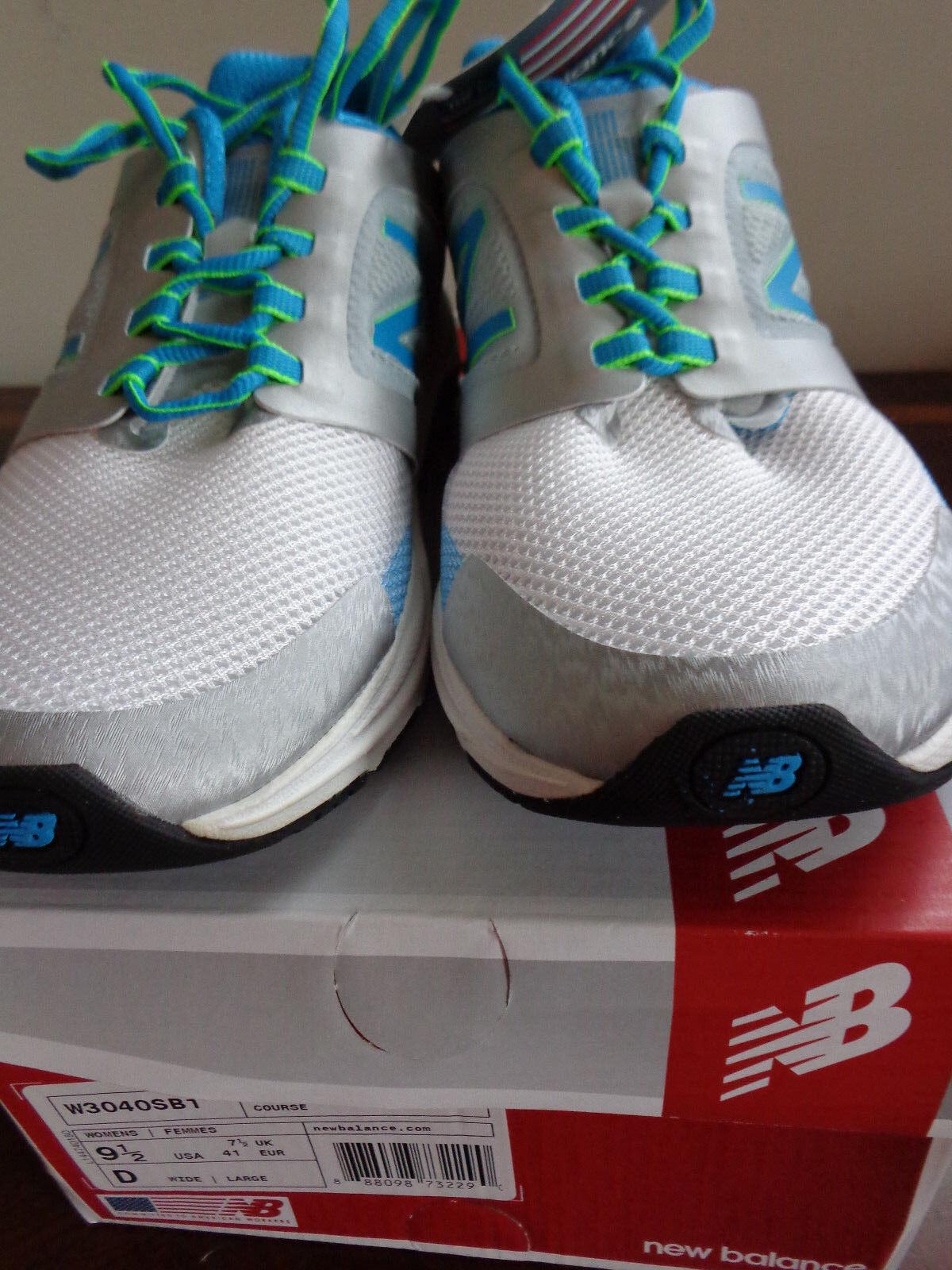 New NIB 9.5 D wide 9.5D 3040 3040V1 New balance womens shoes sneakers W3040SB1