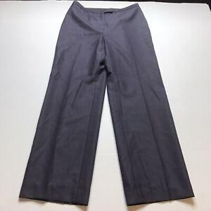 Kasper-Petite-Sz-6P-Purple-Trouser-Dress-Pants-A195