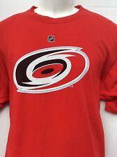 Carolina Hurricanes  30 WARD red Jersey T Shirt sz L 2 sided Reebok NHL  Hockey 03d2faccf