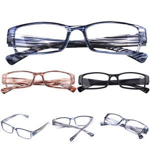 Reading Glasses 1.0 To 4.0 Men And Women Resin Eyeglasses ...