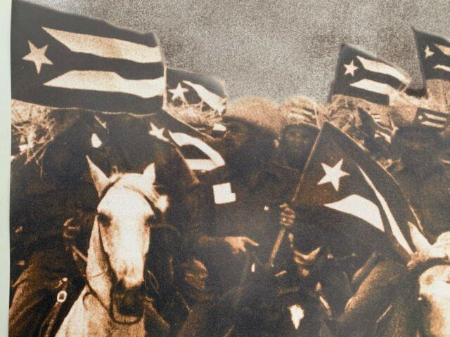 CHE GUEVARA, RARE AUTHENTIC 1990&39;s POSTER   eBay