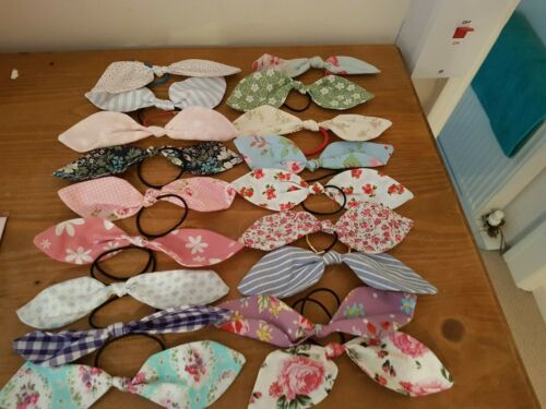 ❤ Childrens hair bows handmade 4 for £1.00 ❤