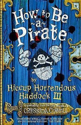 1 of 1 - How to be a Pirate, Cowell, Cressida, New Book