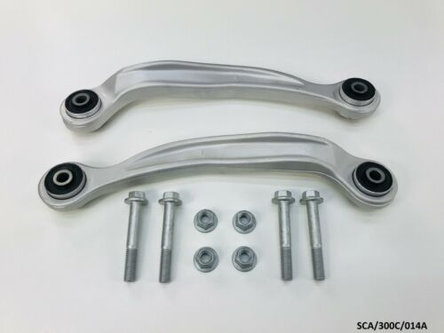 2 x Rear Upper Control Arm /& Bolts for Chrysler 300C 2005-2020 SCA//300C//014A