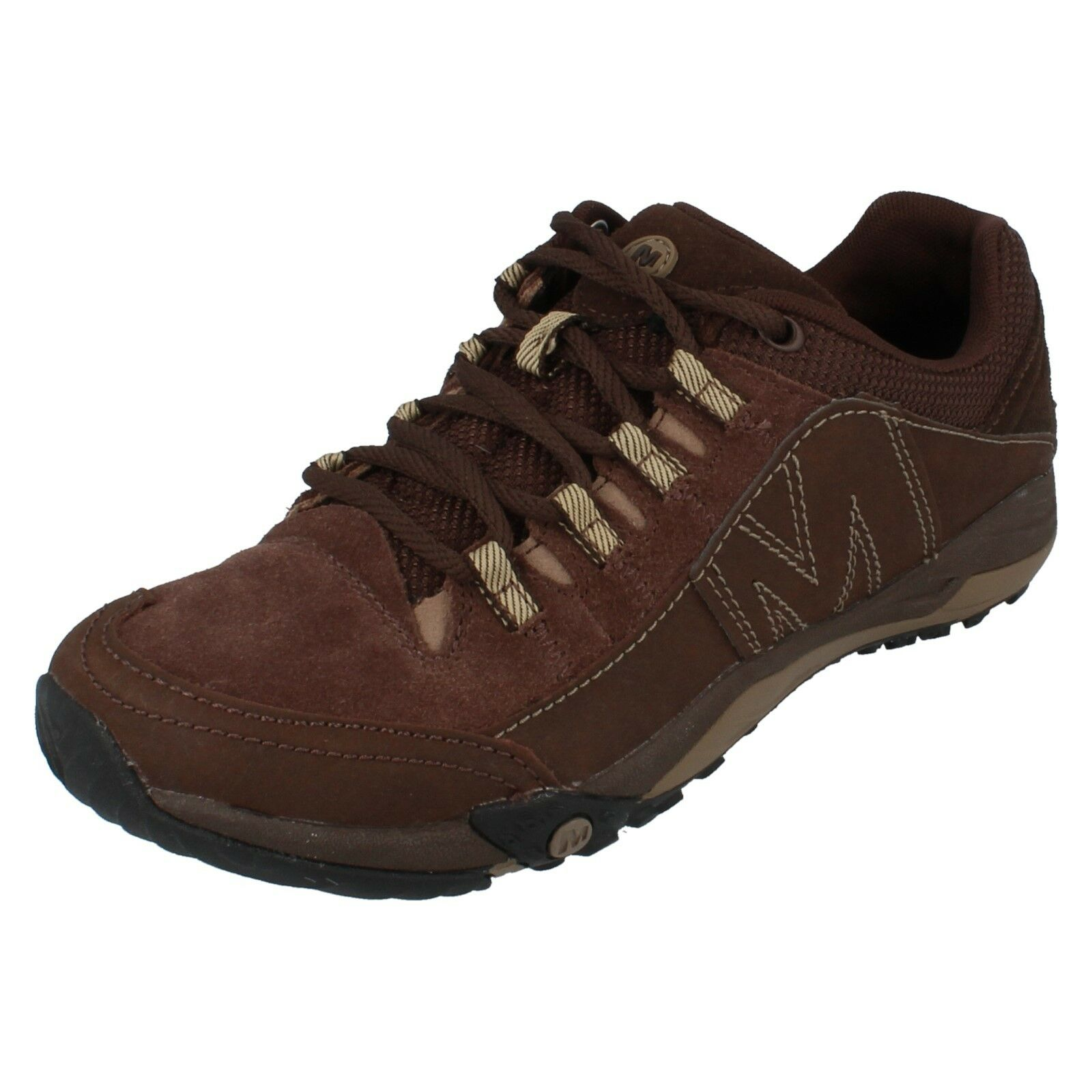 Mens HELIXER EVO/J23495 - Clay/Brown Trainers By Merrell - Retail Price: £75.00