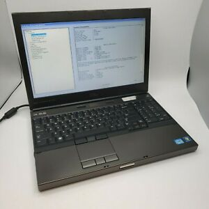 Dell-Precision-M4600-15-6-034-Laptop-Core-i7-2820QM-2-30GHz-8GB-RAM-500GB-HDD