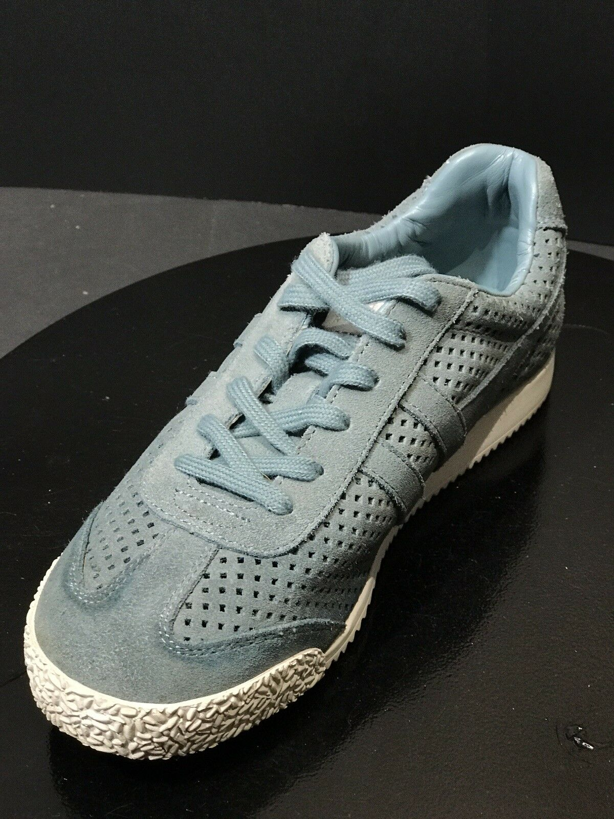 Gola SquaROT Damens Harrier SquaROT Gola Indian Teal Trainers Sneakers Größe US 7/UK 5/EUR 38 6d0b62