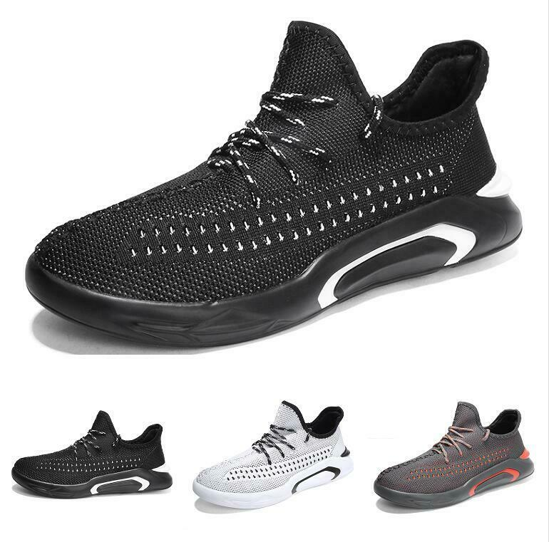 Casuals shoes Men 2019 Spring Sneaker Athletic Walking Mesh Breathable Sport New