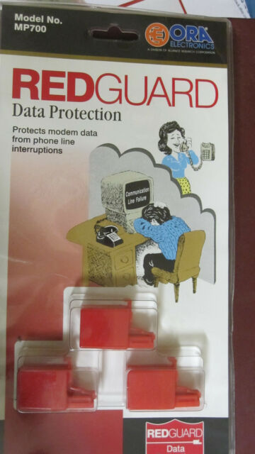 ORA RedGuard Data Protection Old School 90's