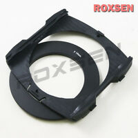 Wide Angle Filter Holder for Cokin P series color filter + 77mm P Adapter Ring