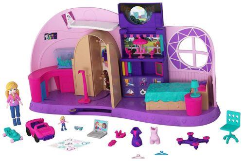 Polly Pocket aller Petite Chambre Playset avec figurine