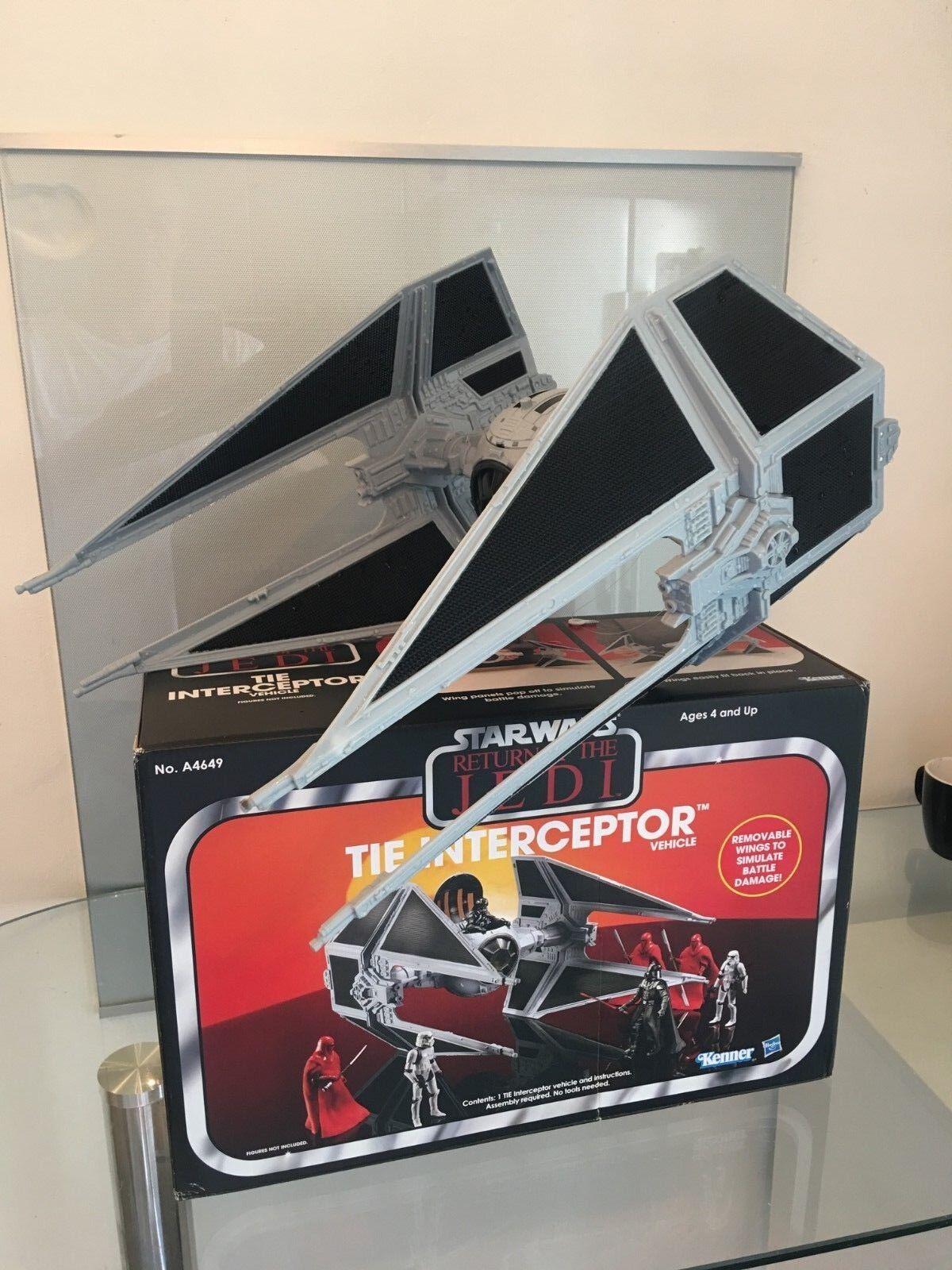 Star Wars Tie Interceptor Vintage Collection - Brand NEW Boxed