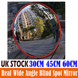 Large Wide Angle Security Curved Convex Road Mirror