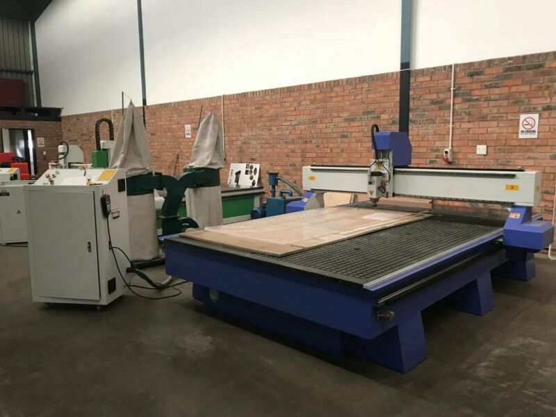 CNC Engraving and Cutting machine 2030 with 6kw air cooled spindle