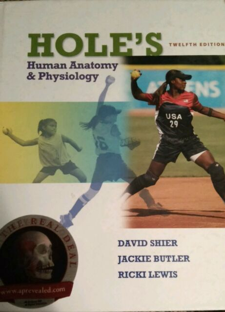 Hole\'s Human Anatomy & Physiology 12th Edition | eBay