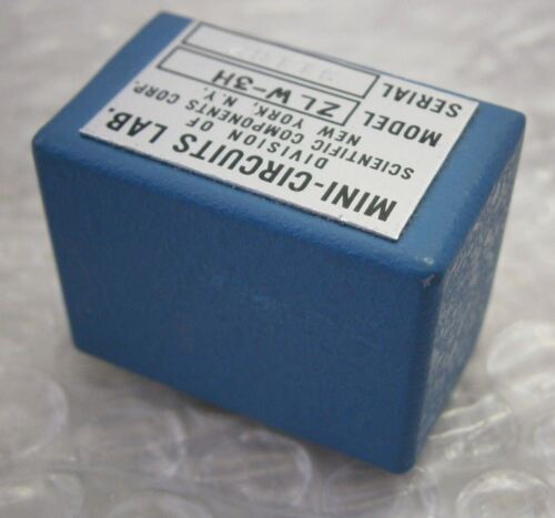 MCL ZFDC10-1 Coupler 1-500MHz 10dB Mini Circuits