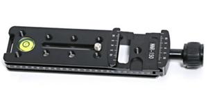 NNR-150mm Long Sliding Rail Nodal Slide Quick Release Clamp For Arca Swiss UK