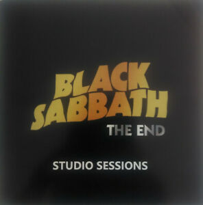 BLACK-SABBATH-034-The-End-Studio-Sessions-034-RARE-CD