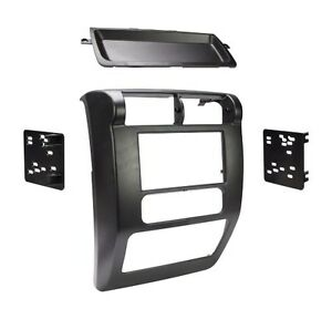 new 2003 2006 jeep wrangler tj din dash kit metra 95 6541 free harness ebay