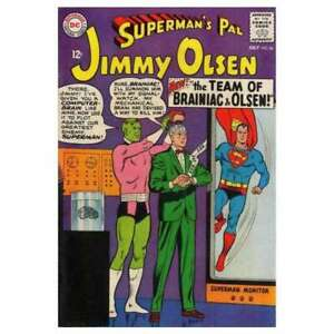 Superman-039-s-Pal-Jimmy-Olsen-1954-series-86-in-VG-condition-DC-comics-92