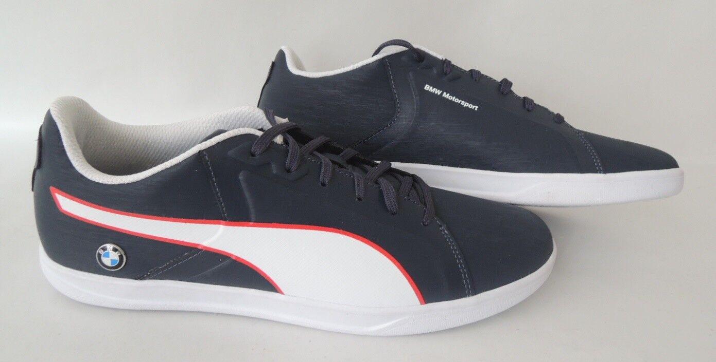 NEU Puma BMW MS Court Gr 46 Herren Lifestyle Sneaker Motorsport 306042-01