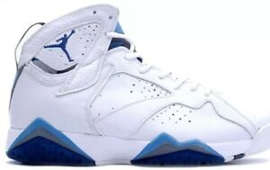 30a1616428b9 Nike Air Jordan 7 Retro French Blue Ds Size 14 Remastered 2015